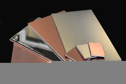 Декоративная металлическая плитка 2
