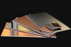 Декоративная металлическая плитка 1