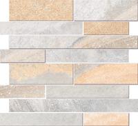 3D мозаика Vulcano 28x32 см натуральный серый сланец