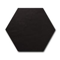 Scale Hexagon Grey black