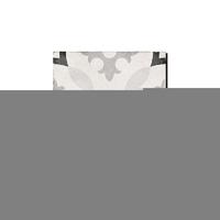 Art Nouveau Karlsplatz Grey 20x20
