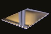 Плитка из нержавеющей стали, 138x250x3 мм
