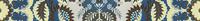 Erantis blue border 01 6,5x60 см