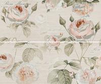 Garden Rose beige panno 01