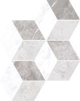 Мармори декор Hexagon greige