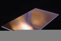 Декоративная плитка из меди Cu-DHP, 138х250х3 мм