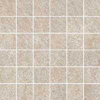 Napoli мозаика бежевый 5х5 см (сетка 297х297 мм)